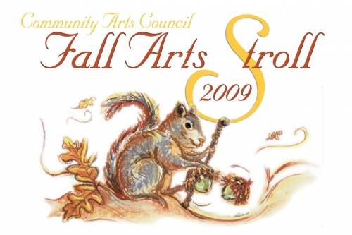 Fall Art Stroll in Kankakee IL